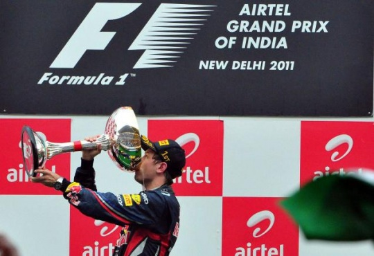 Indian Grand Prix Tickets Go On Sale