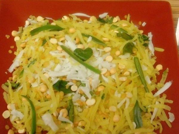 Green Papaya Recipe: Raw Papaya Relish