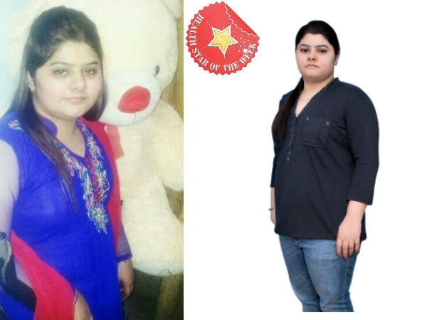 Health Star Of The Week: Weight Loss To Fight PCOD