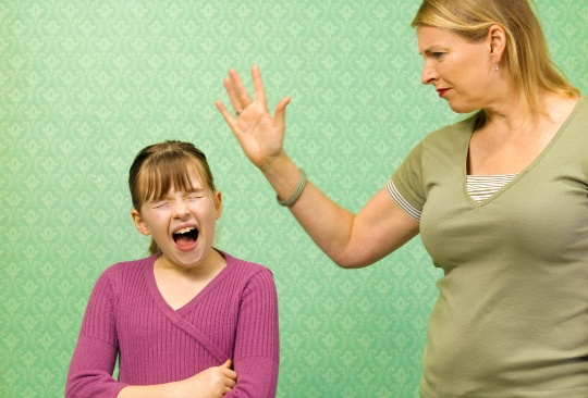 Ban Parents From Smacking Kids