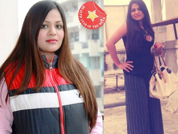 Health Star Of The Week: Anamika's Weight Loss Resolution