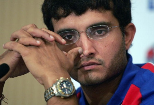 Will Sourav Ganguly begin his career in politics? (File Photo: Getty Images)