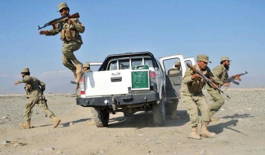US Halts Shipments From Afghanistan Through Pakistan