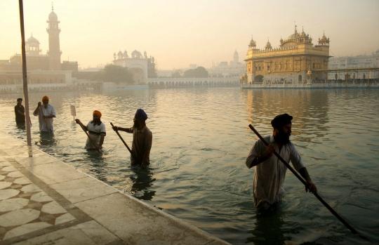 Visiting Amritsar? Pay 'City Beautification' Tax