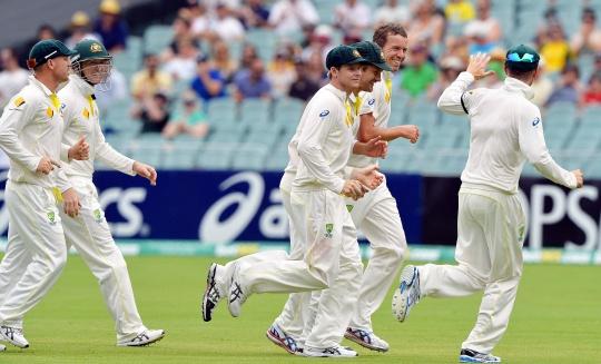 Australia Look to Seal Ashes Turnaround