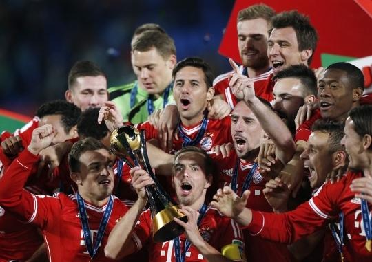 Bayern Munich Win FIFA Club World Cup