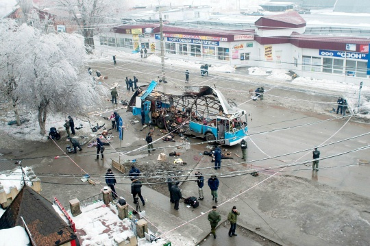 Russia Bombings Raise Concern on Olympics