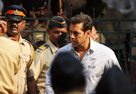 Salman Khan in hit & run case