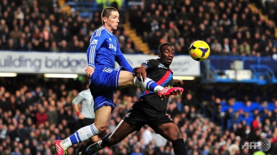 Chelsea Edge Crystal Palace