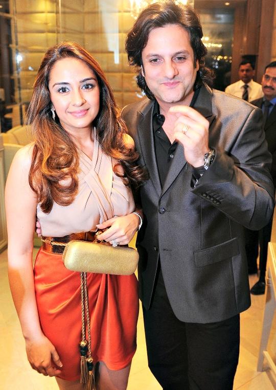 Fardeen Khan, Natasha