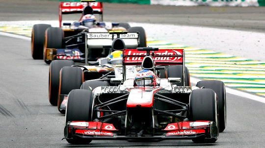 Formula One Forced to Cut Spending As Costs Pinch