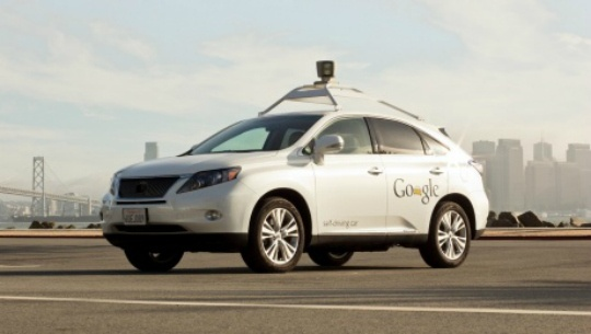 Google Working on In-Car Android System