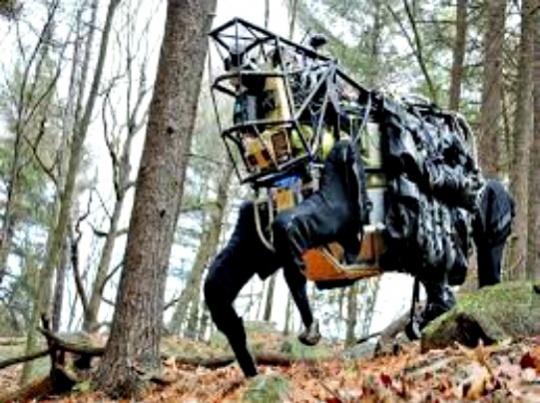 Meet Google's New Robots
