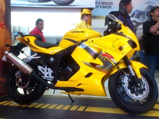 Hyosung GT250 R LE Special Edition