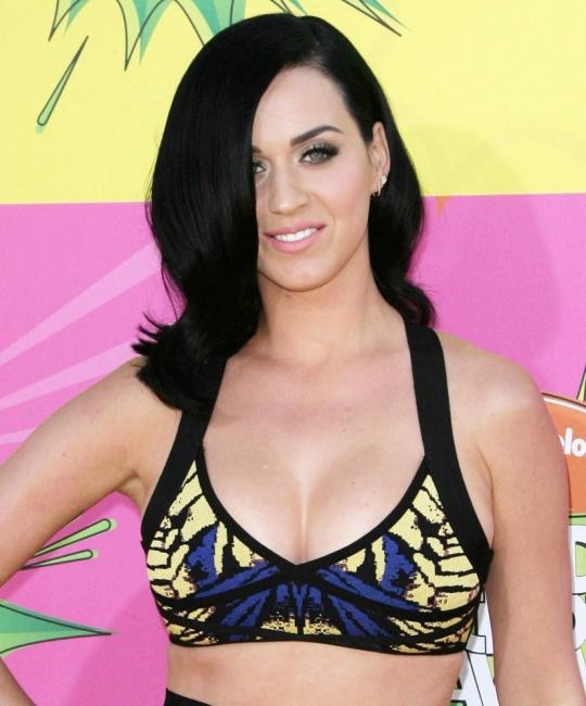 Pop star Katy Perry