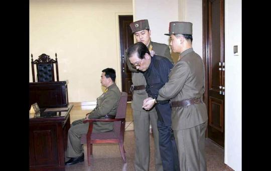 Kim Jong-un's 'traitor' uncle