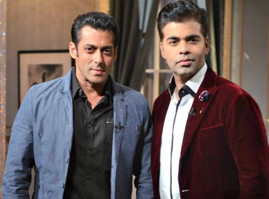 Salman Khan, Karan Johar