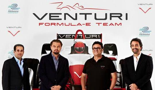 Leonardo DiCaprio Ventures Into Racing World With Formula E