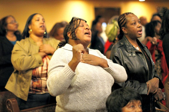 South Africa Unites in Prayer for Mandela