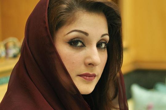 Meet Maryam Nawaz Sharif