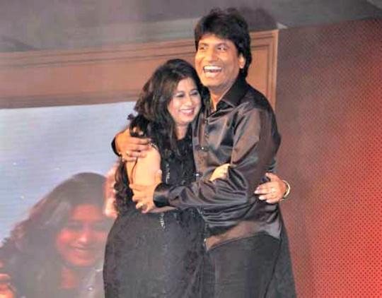 Raju Srivastava and Wife Eliminated From Nach Baliye