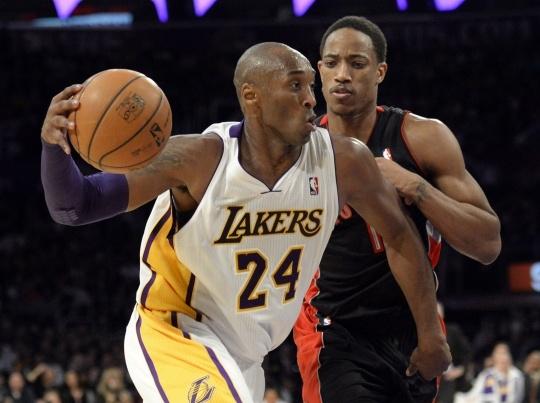 Thunder Thump Lakers