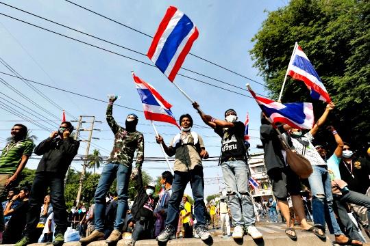 Protesters' Demands Unacceptable: Thai PM