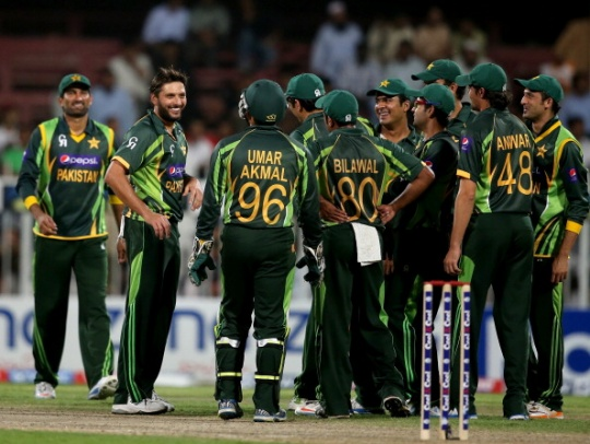he Pakistani cricket authorities might be maintaining a diplomatic stance on their national team's participation in the forthcoming Asia Cup and World T20 events in Bangladesh, to be held early next year. (Photo: Getty Images)