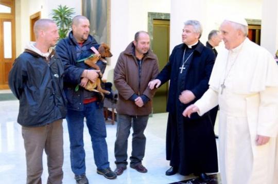 Pope Francis Birthday Celebration