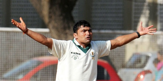 Pravin Tambe has been in brilliant form playing for DY Patil Cricket Academy. (Photo: BCCL)