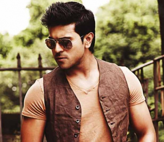 south superstar Ram Charan Teja