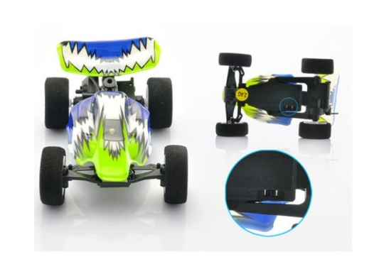 RC Controlled Car