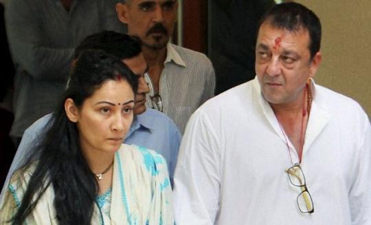 Row Over Sanjay Dutt's Parole