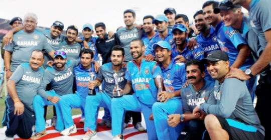 India have had a great 2013 in ODI cricket. Will they finish the year on a high by registering their maiden ODI series win over SA in SA?