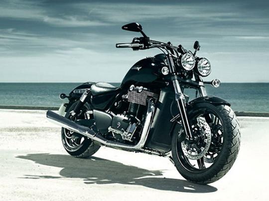 Thunderbird Storm via Triumph Motorcycles