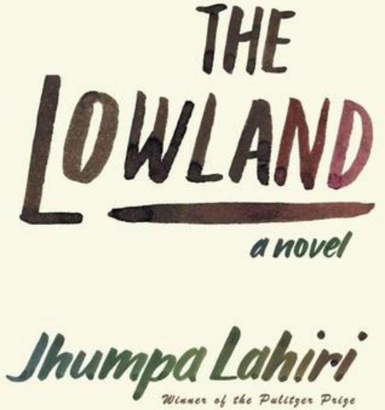 Jhumpa Lahiri's The Lowland