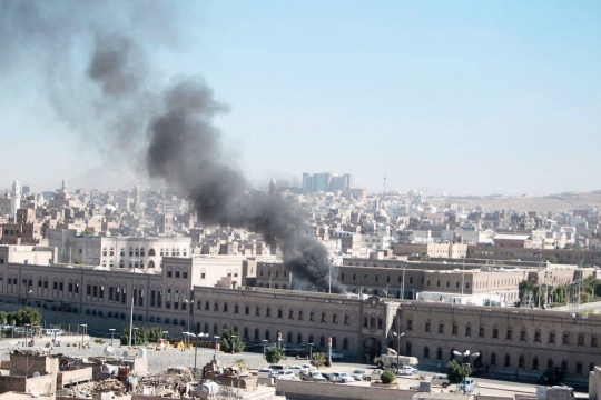 Suicide Bomber Attacks Yemen's Defence Ministry
