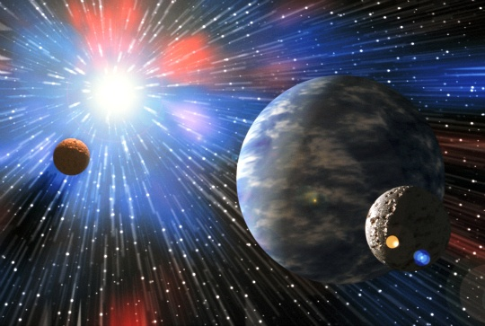 Dying Stars May Clue Us Into Extra-Terrestrial Life