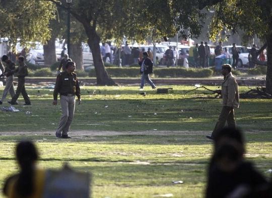 Delhi Security