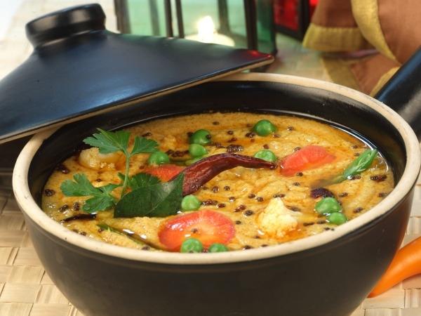Healthy Recipe: Vegetable Korma
