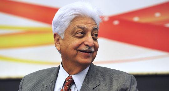 Azim Premji Transfers Rs 12,300 Crore to Trust