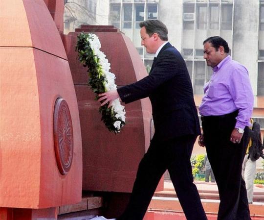 No Apology, Just Regret! Cameron Calls Jallianwala Bagh 'A Shameful Incident'