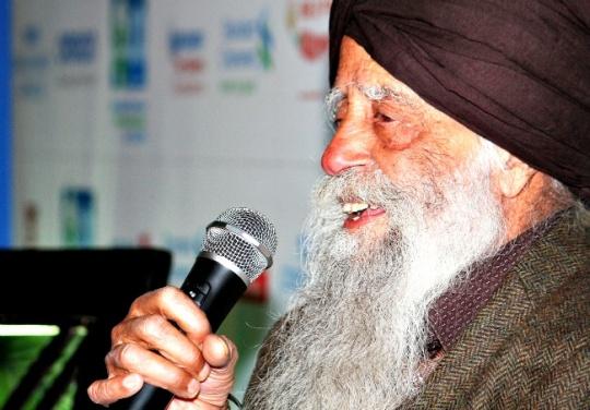 At 101, Fauja Singh Sad Over Retirement