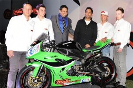 PHILIP ISLAND (AUSTRALIA): India's first World Superbike team, Mahi Racing, began its World Supersport Championship campaign with a bang when its lead rider Kenan Sofuoglu of Turkey comfortably won the first race of the season on Sunday.  Sofuoglu's triumph positioned Mahi Racing Team as one of the front runners for the title in this 15 round championship.  The three-time world champion, who started second behind Sam Lowes of Yakhnich Motorsport, showcased the speed and reliability of the Kawasaki ZX-6R by taking the chequered flag 1.899 sec ahead of Lowes.  Sofuoglu stopped the clock at 23'32.480 and in the bargain also recorded the fastest lap timing of 1'33.283 on the 15th and final lap.  The Turkish rider had a see-saw battle with Lowes till the 12th lap but once he got past his challenger there was no stopping him.