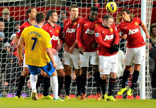 Man United Chase 10-Point Advantage