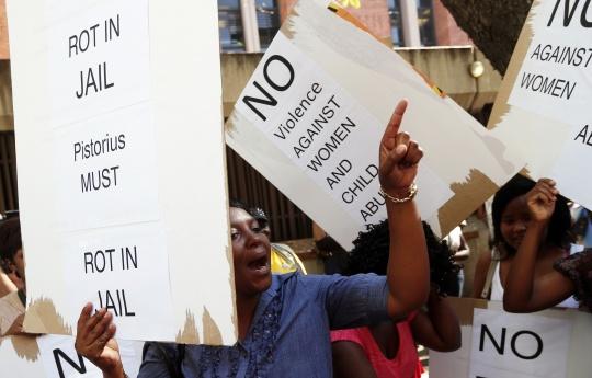 Oscar Pistorius in Serious Trouble