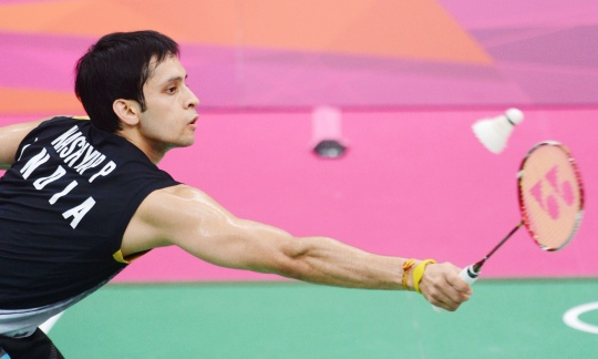 Can Beat Anyone on a Given Day: Parupalli Kashyap