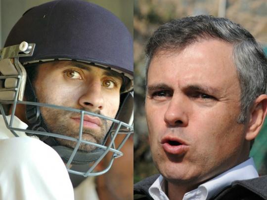 Parveez Rasool in Team India: Omar SAYS NO