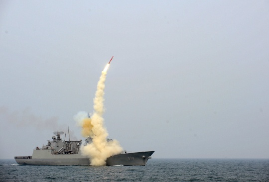 South Korea Flexes Missile Power After North Test