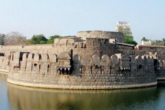 4 Must-Visit Forts in Tamil Nadu